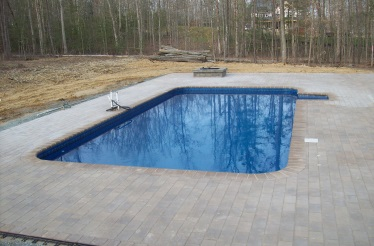 vinyl liner swimming pool