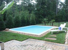 Residential - Geometric - Shotcrete - Rectangle - Richmond,VA