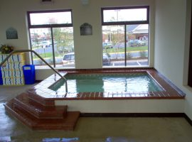 small spa